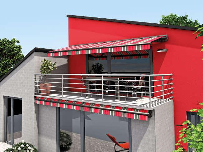Markise für Balkon und Terrasse