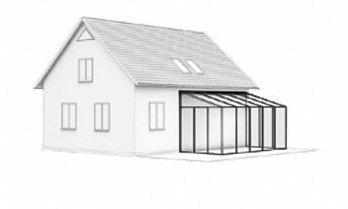 Wintergarten Dachform-Typ-G-3