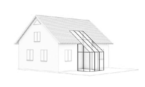 Wintergarten Dachform-Typ-I-2