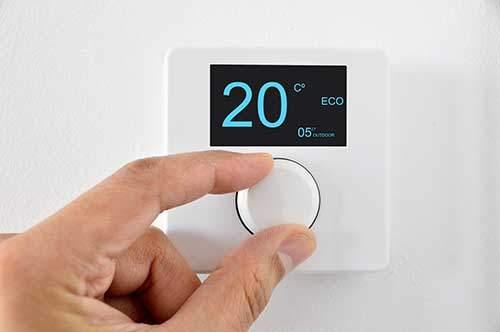 Klimaanlage-Regler