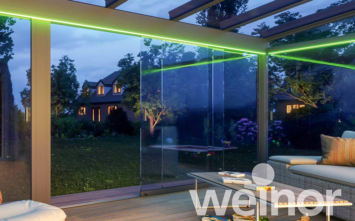 LED-Licht-Glashaus-weinor