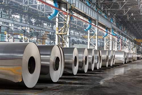 Material Aluminium