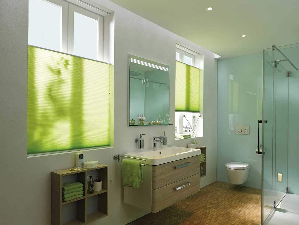 Sonnenschutz Innen Bad