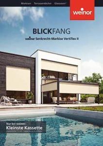 Broschuere Blickfang VertiTex II
