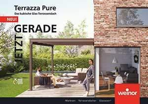 Broschuere Terrazza Pure
