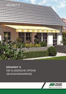 Erhardt-S Markisen Prospekt