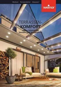 Terrassenkomfort weinor Zubehoer