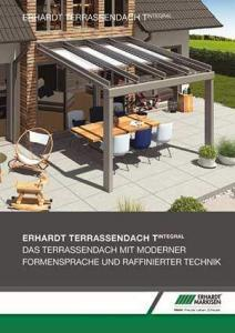 Prospekt Terrassendach Erhardt-T-Integral