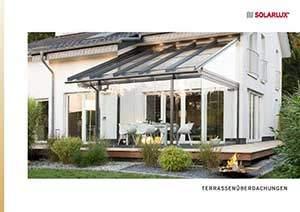 Solarlux Terrassenüberdachungen