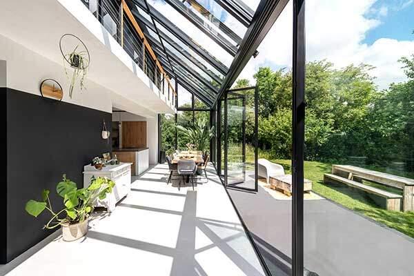 Solarlux Wintergarten sdl-akzent plus ecoline